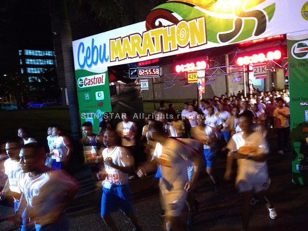 Cebu City Marathon 2012