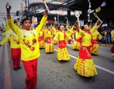 Recruits 'not fed on time' during Sinulog