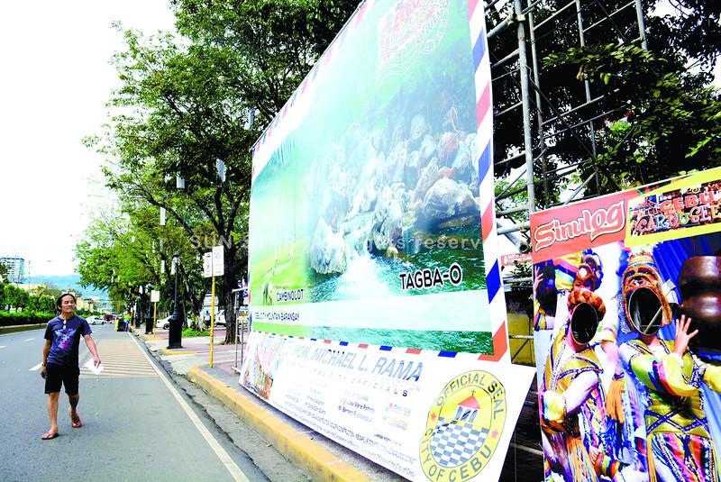 Showcasing Cebu's beauty