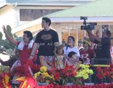 Celebrities who joined Sinulog 2016